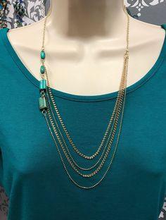 chain Steel blue  Faux suede necklace x 10  app 2mm wide x app 46cm long