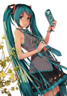 Anime 827, Vince Vance, Miku
