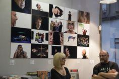 Exposición fotográfica de Daniel Mordzinski. Mayo 2015.