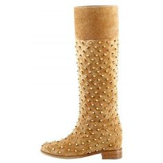 Spiked Boot Christian Louboutin