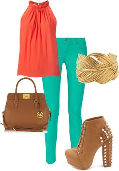 """""""Ladies Night Out"""" by uniqueheelz on Polyvore"""