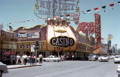 Las Vegas, NV, 1962.