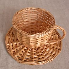Teacup Basket