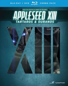 Appleseed XIII: Tartaros & Ouranos are a two-movie summarized take on the Appleseed TV series. Maaya Sakamoto, Speak Language, Anime Dvd, Nuclear War, Anime Reviews, Two Movies, Apple Seeds, Ghost In The Shell, Dvd Blu Ray
