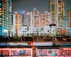 Photographs of Hong Kong by Greer Muldowney, a fine art photographer and adjunct professor based in Boston, Massachusetts