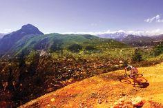 The first Continental Crankworx - Les Deux Alpes July 9-15 2012