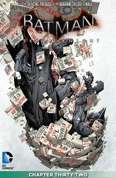 Batman: Arkham Knight #32 – Preview | DC Comics News