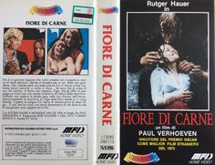 Turks Fruit - VHS Italy