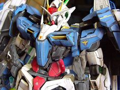 Painted Build: PG 1/60 00 Raiser + weathering - Gundam Kits Collection News and Reviews