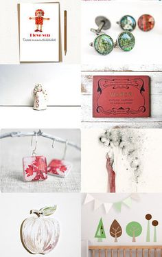 red by Monica Moscovich on Etsy--Pinned with TreasuryPin.com