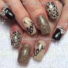 leopard.love.gold.glitter.bow