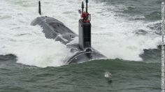 New sub Navy's 'most lethal warship' USS John Warner - CNNPolitics.com