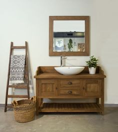 Du bois pour la salle de bain - TRAITS DCO Magazine