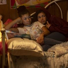 Storm Reid Quotes About Euphoria Season 2 Hbo Series, Series Movies, Movies And Tv Shows, Zendaya Coleman, Best Tv Shows, Best Shows Ever, Black Actors, Film Aesthetic, Best Friend Pictures