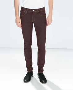 Image 2 of SLIM JEANS from Zara