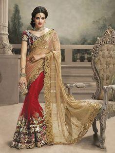 ebdfa6d97 10 Best Bridal Sarees Online images