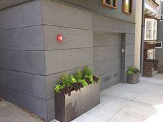 Fiber Cement Boards: