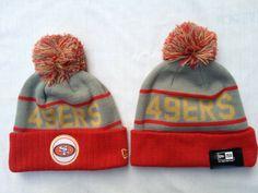 NFL San Francisco 49ers Beanies