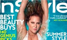 A Swimwear Designer Tried To Shame Amy Schumer. It Didn't Go Well.