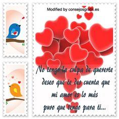 poemas de amor para descargar gratis,palabras originales de amor para mi pareja: http://www.consejosgratis.es/mensajes-de-carino-para-alguien-especial/