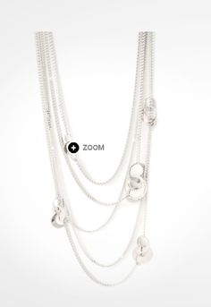 necklaces griffe diamond