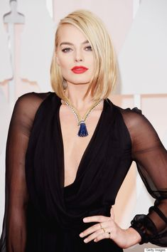 Margot Robbie's Oscar Dress 2015 Proves She Rules The Red Carpet