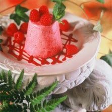 Red Raspberry Mousse  Recipe
