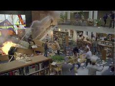 "oreo whisper commercial - YouTube ""Glassman""  extreme reaction"