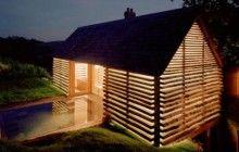 Old Barn & Farm Buildings Converted into a Modern Home | Designs & Ideas on Dornob