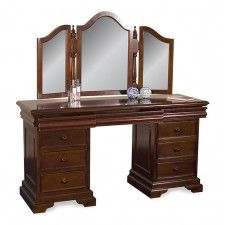 Versailles Dressing Table With Mirror