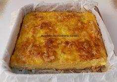 Placinta cu iaurt - Bunătăți din bucătăria Gicuței Lasagna, Pie, Ethnic Recipes, Desserts, Food, Torte, Tailgate Desserts, Cake, Deserts
