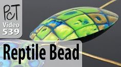 how to make round hollow beads - YouTube