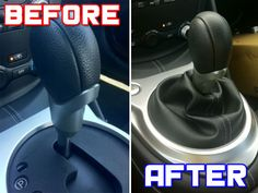 DIY OEM Shift Boot Install on Automatic (Methode 1)