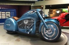 2012 Bugatti Harley-Davidson Atlantico Type 57SC Motorcycle Concept Desgin by Tamas Jakus