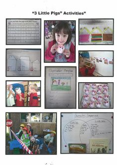 3 little pigs activities for early childhood. Australian Curriculum - English   Scoop.it
