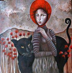 Obras de Arte: La magia de la feminidad,Ingrid Tusell Domingo