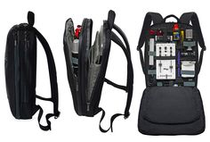 Just because you need to schlep around all of your gear for your photoshoot/DJ set/Mission Impossible elevator hacking scene doesn't mean you need to look like a fourth grader who's been held back a decade while you do it, and as of this week you'll no longer have to, thanks to the Cocoon SLIM pack.