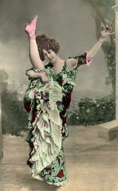 Image result for 1858 - The Can-Can was performed for the first time in Paris.
