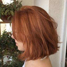 Dark Red Velvet - 50 Shades of Burgundy Hair Color: Dark, Maroon, Red Wine, Red Violet - The Trending Hairstyle Ginger Hair Color, Red Hair Color, Front Hair Styles, Curly Hair Styles, Mahogany Hair Dye, Hair Inspo, Hair Inspiration, Schwarzkopf Igora Royal, Strawberry Blonde Hair