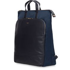 Harewood Women's Tote Backpack - Navy| KNOMO