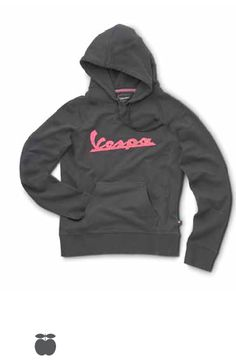 Vespa hooded sweatshirt