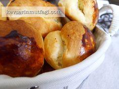 Peynirli Pastane Poğaçası Tarifi - Kevser'in Mutfağı - Yemek Tarifleri
