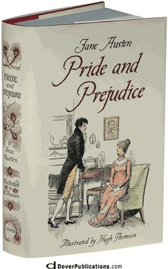 Pride and Prejudice. #books #authors #austen