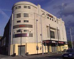Manchester Apollo Theatre, great live music venue