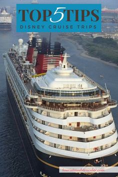 Taking a Disney Cruise? You can make the most of your vacation with these top 5 tips for cruising on the Disney Wonder.