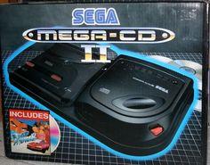 SEGA MEGA CD II | eBay Playstation, Sega Cd, 1970s Cartoons, Pc Engine, Child Hood, Old Games, Retro Toys, My Children, Arcade