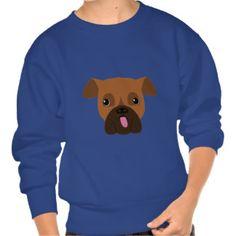 Barney Happy Dog Kids' Sweatshirt