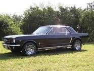 '65 Mustang.