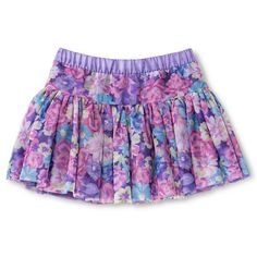 Toddler Girls' Tutu Skirts - Purple