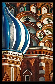 Church of Vasil the Blessed in Moscow